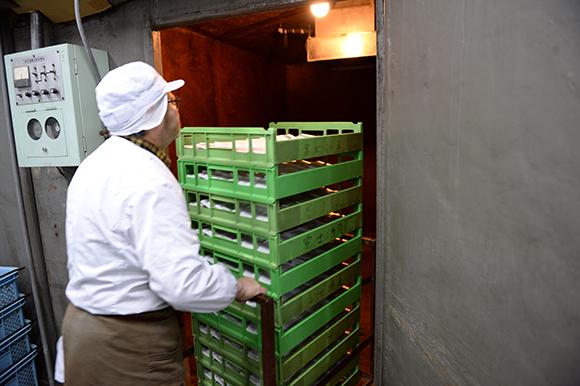 納豆醗酵室